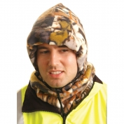 OccuNomix 1070 3-in-1 Fleece Balaclava - Camo