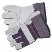 Memphis 12010 Economy Shoulder Leather Palm Gloves - 2.5\\\