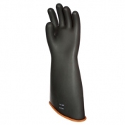 PIP 158-1-18 Novax Class 1 Rubber Insulating Gloves with Contour Cuff - 18\\\
