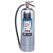Badger 2.5 gal Water Fire Extinguisher w/ Wall Hook