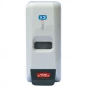 X3 Clean Cartridge Wall Dispenser Manual, White