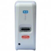 X3 Clean Cartridge Touchless Wall  Dispenser, White
