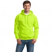 Gildan 18500 Heavy Blend Hooded Sweatshirt - Safety Green