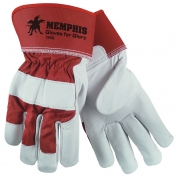 Memphis 1940 Gloves for Glory Goaskin Leather Palm Gloves - 2.5\\\