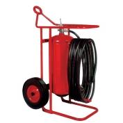 Badger 125 lb Purple K Fire Extinguisher - Wheeled Unit