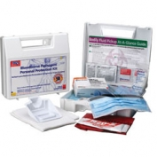 Bloodborne Pathogen/Personal Protection Kit, With/6 pc CPR Pack
