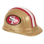 San Francisco 49ers NFL Team Hard Hat