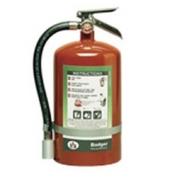 Badger 2.5 lb Halotron I Fire Extinguisher