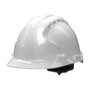 JSP MK8 Evolution ANSI Type II Hard Hat - White