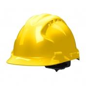 JSP MK8 Evolution ANSI Type II Hard Hat - Yellow