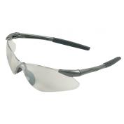 Nemesis VL Safety Glasses - Gunmetal Frame - Indoor/Outdoor Mirror Lens