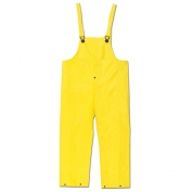 MCR Safety Fire Retardent Bib Overall with Fly