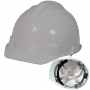 Jackson 20397 Charger Hard Hat - Ratchet Suspension - Gray