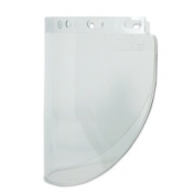 Fibre-Metal High Performance Wide View Faceshield Window- Clear