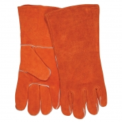 Memphis Brown Welder 1 Piece Back Glove