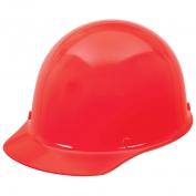 MSA 454620 Skullgard Hard Hat - Staz-On Suspension - Red