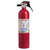 2.5 lb Disposable Extinguisher w/ Nylon Strap