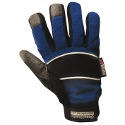 OccuNomix Premium Waterproof Cold Weather Gloves - Navy