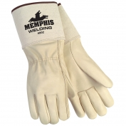 Memphis Industry Standard MIG/TIG Welding Gloves - Tan