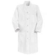 Red Kap Women\\\'s Five Button Closure Lab Coat