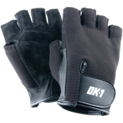 OK-1 Mens Half-Finger Lifters Glove-Right Hand