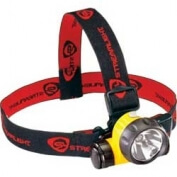 Streamlight Headlamp, with White LED - Yellow