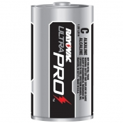 Rayovac Alkaline Size C Bulk Pack 168 Batteries