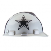Dallas Cowboys MSA V-Gard Hard Hat