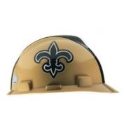 New Orleans Saints MSA  Hard Hat