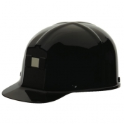 MSA 82769 Comfo-Cap Mining Hard Hat - Staz-On Suspension - Black