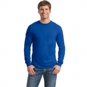 Gildan 8400 DryBlend Long Sleeve T-Shirt - Royal
