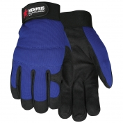 Memphis 904 Fasguard Thermosock Lined Multi-Task Gloves - Blue