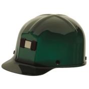 MSA 91584 Comfo-Cap Mining Hard Hat - Staz-On Suspension - Green