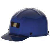 MSA 91586 Comfo-Cap Mining Hard Hat - Staz-On Suspension - Blue