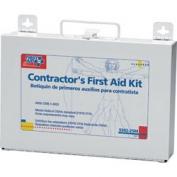 25 Person, 176 Piece Bulk Contractors Kit, Metal Case