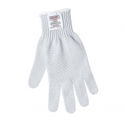 Memphis 9350 Steelcore II Stainless Steel Gloves - 7 Gauge - Cut Resistant - White