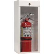 J.L. Industries Metal Extinguisher Cabinet