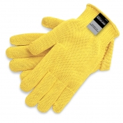 Memphis 9375 100% Kevlar Gloves - 7 Gauge - Heavy Weight - Cut Resistant- Yellow
