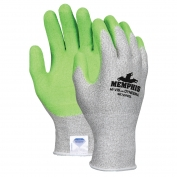 Dyneema Cut Resistant Gloves Hi-Viz Lime