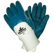 Memphis Palm Coated, Knit Wrist Gloves