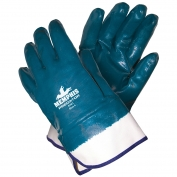 Memphis Gloves Fully Coated Smooth, Safety Cuff