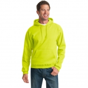 Jerzees 996M NuBlend Pullover Hooded Sweatshirt - Safety Green