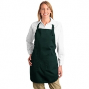 Port Authority A500 Full Length Apron with Pockets - Hunter