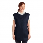 Port Authority A705 Easy Care Cobbler Apron with Stain Release - Navy