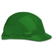 North A89R Matterhorn ANSI Type II Hard Hat - Ratchet Suspension - Dark Green