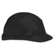 North A89R Matterhorn ANSI Type II Hard Hat - Ratchet Suspension - Black