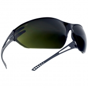 Bolle 40084 Slam Safety Glasses - Black Temples - Welding Shade 5 Polycarbonate Lens