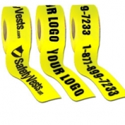 Custom Printed Caution Tape