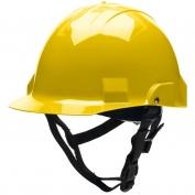 Bullard A2YLS Advent A2 Type II Hard Hat - Ratchet Suspension - Yellow