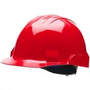 Bullard VTRDP Vector Type II Hard Hat - Pinlock Suspension - Red